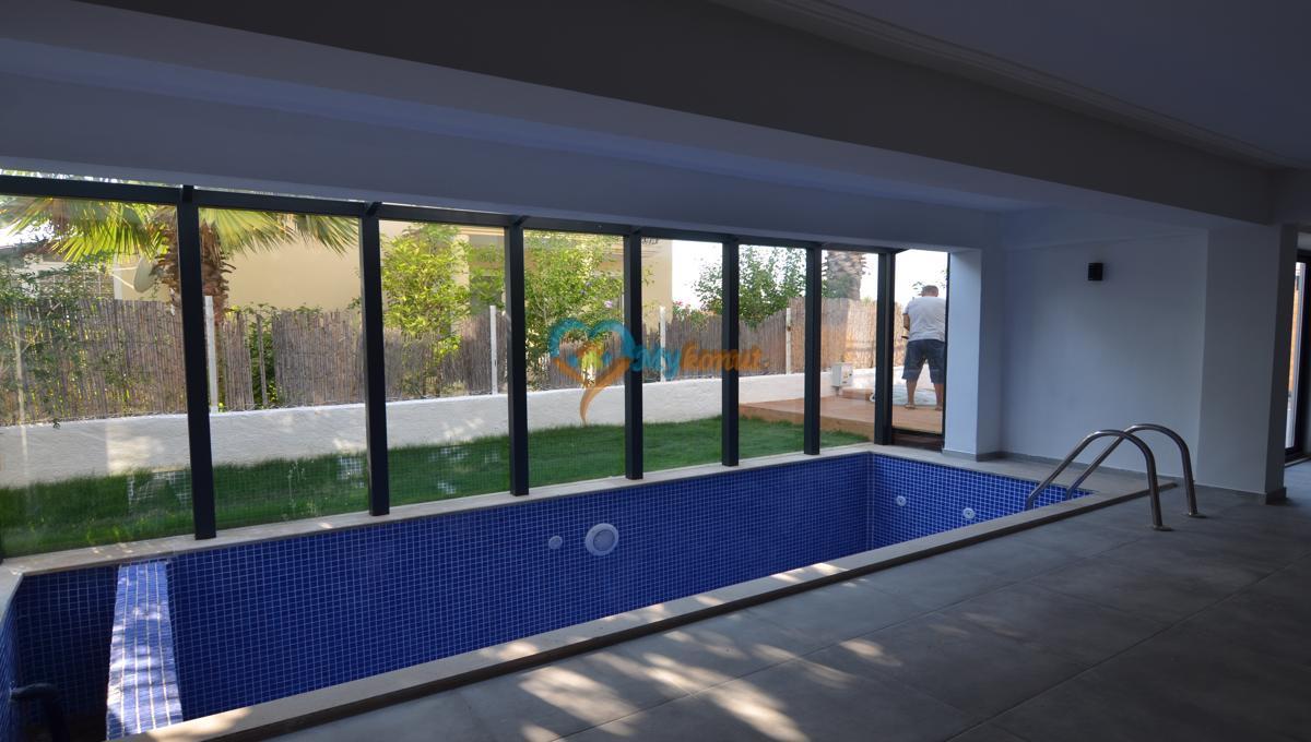 ovacıkta 4+1 kapalı havuzlu villa (4)