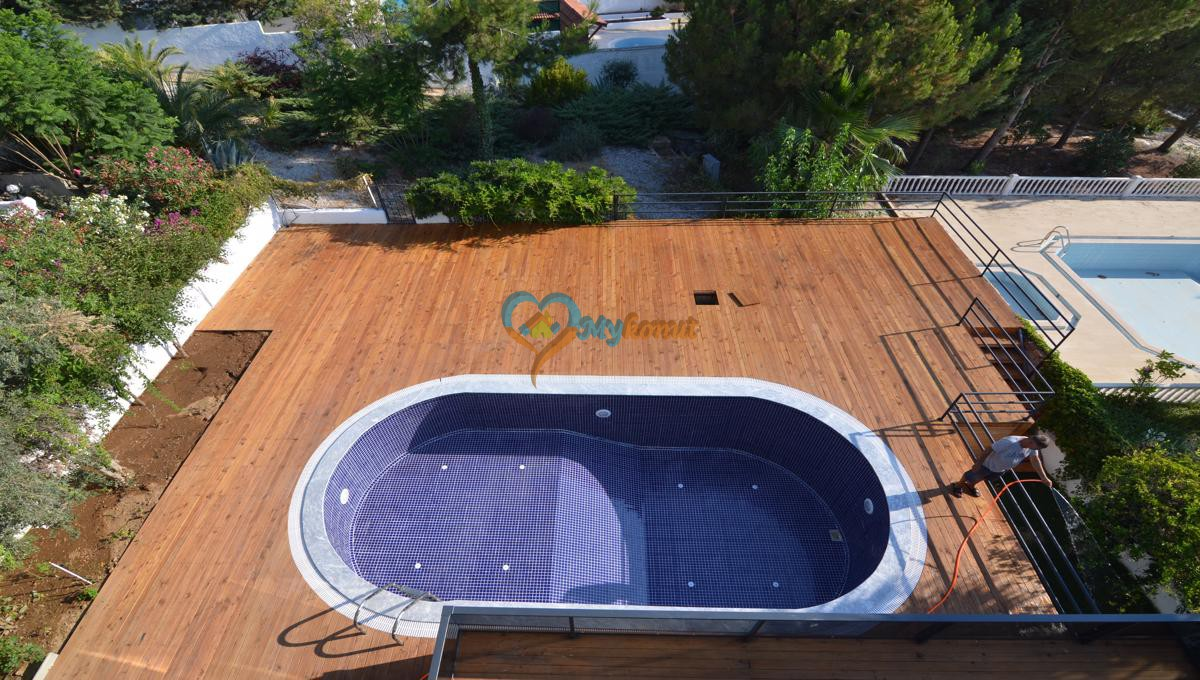 ovacıkta 4+1 kapalı havuzlu villa (49)