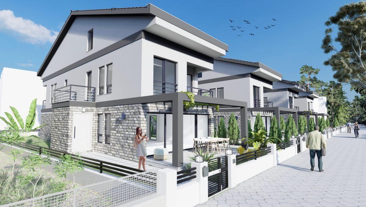 çalışta 4+1 projeden müstakil villa (1)