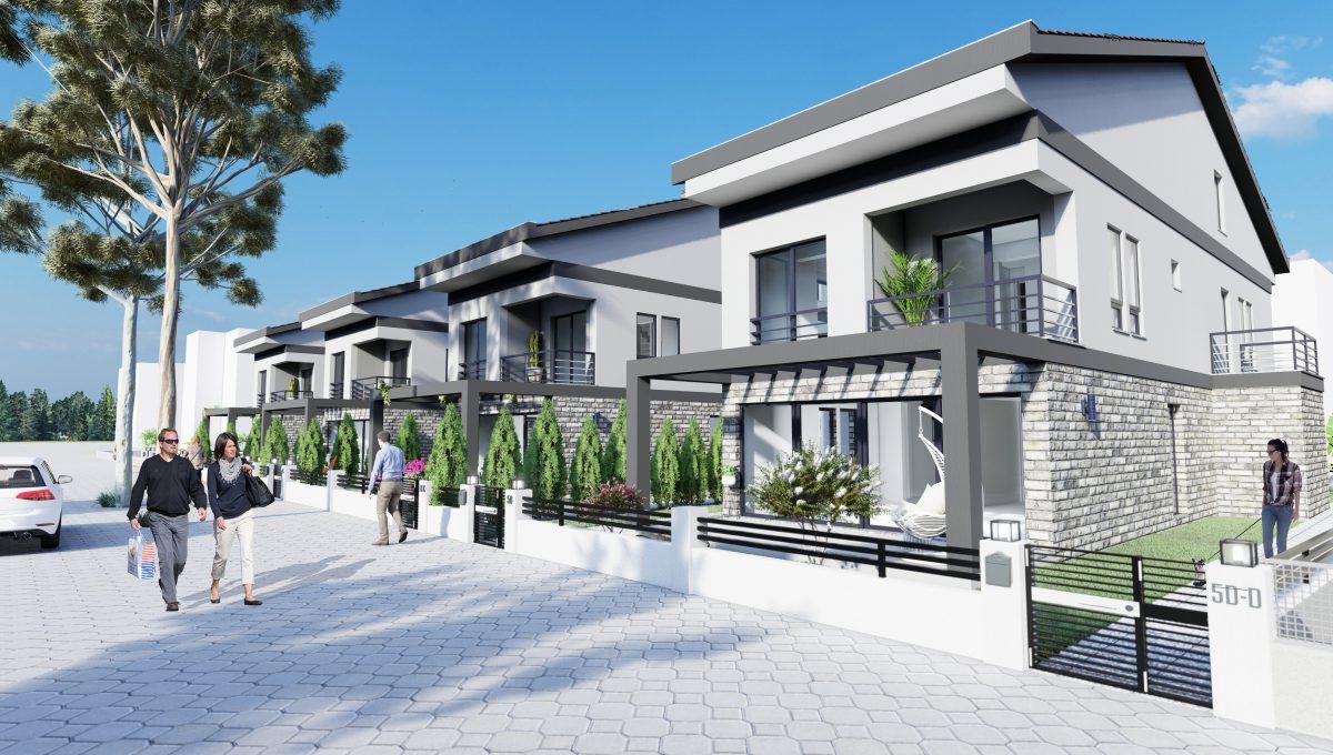 çalışta 4+1 projeden müstakil villa (2)
