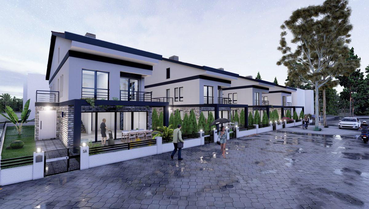 çalışta 4+1 projeden müstakil villa (3)