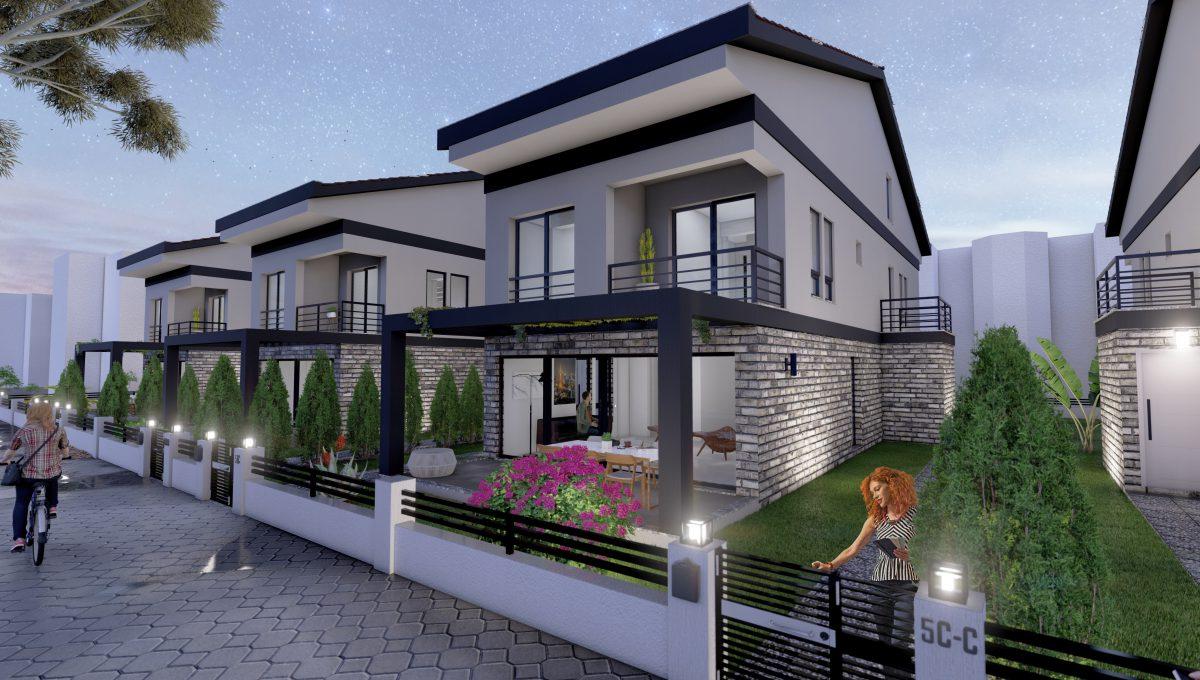 çalışta 4+1 projeden müstakil villa (4)