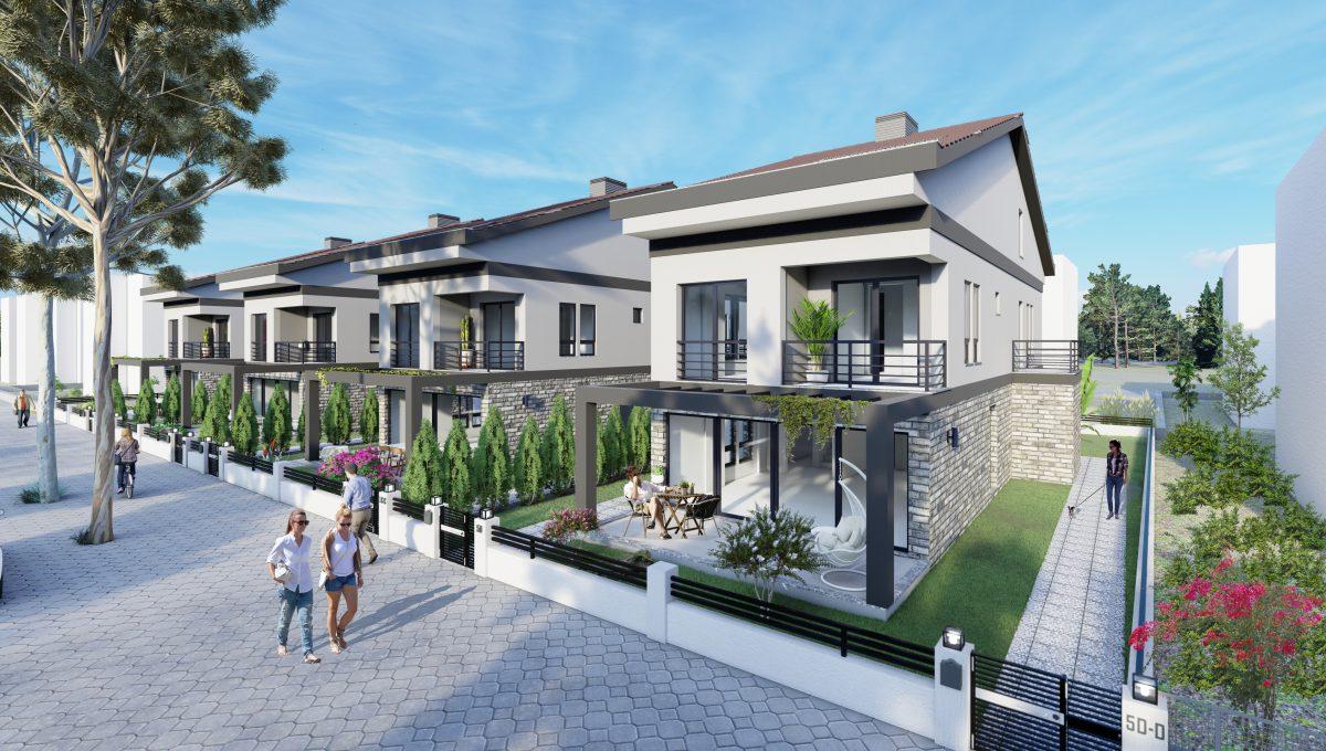 çalışta 4+1 projeden müstakil villa (5)